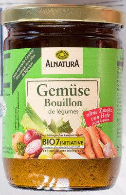 Gemüse Bouillon - Product - de
