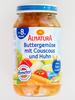Buttergemüse mit Couscous und Huhn - Produkt