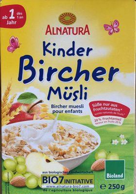 Bircher Muesli Enfants - Prodotto - fr