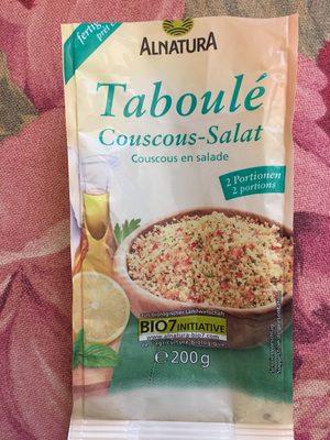 BIO Taboulé Couscous en salade - Product