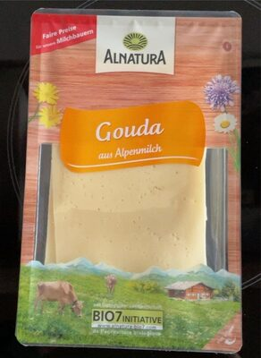 Gouda Alpenmilch - Product - de