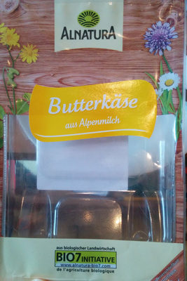 Butterkase aus Alpenmilch - Product