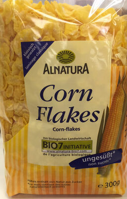 Corn Flakes zuckerfrei - Product - en