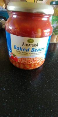 Alnatura Baked Beans - Produit