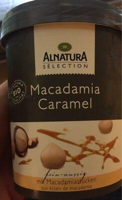 Macadamia caramel - Produkt
