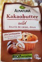 Cacaobutter - Product - de
