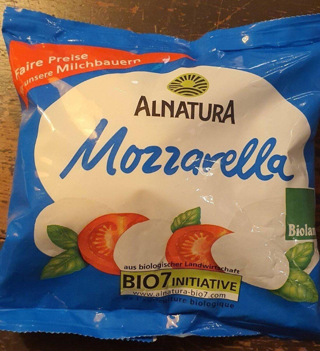 Mozarella - Produkt - de