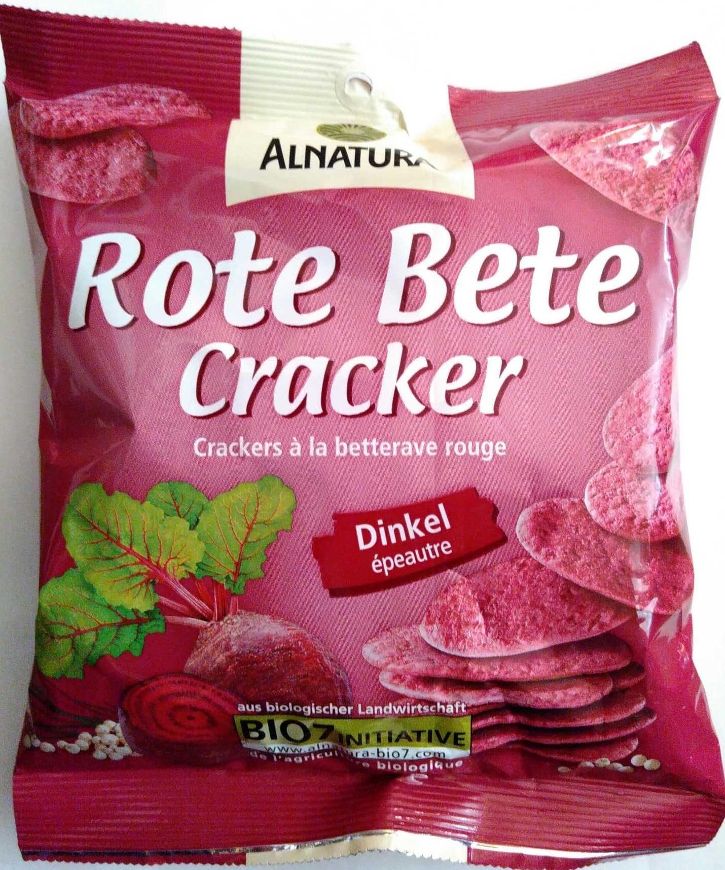 Rote Bete Cracker - Produit - de