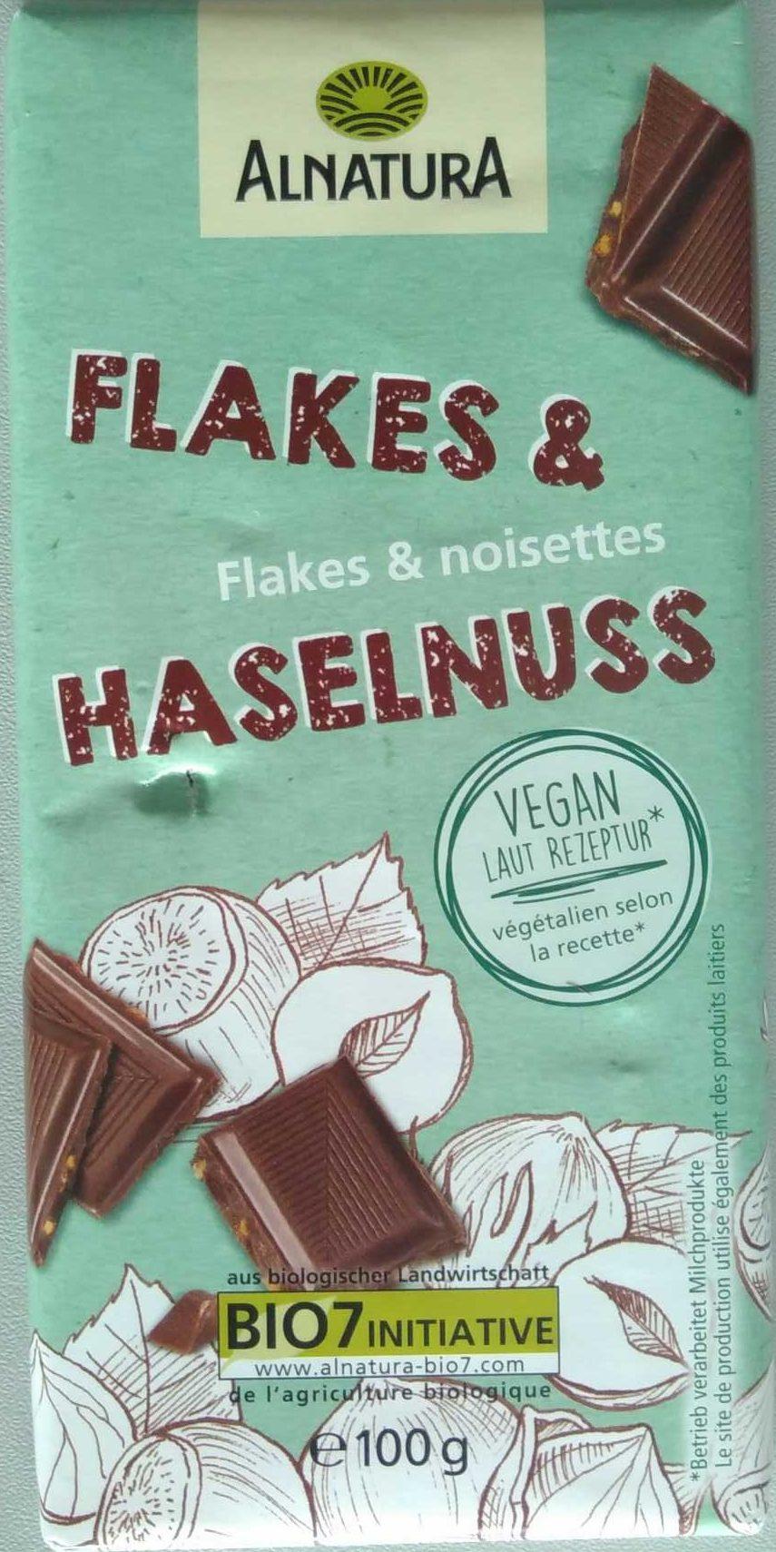 Flakes & Haselnuss - Prodotto - de