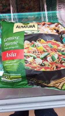 Poêlée de légumes Asia - Product