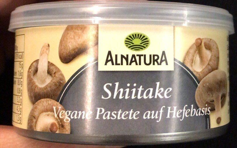 Shiitake Pastete - Producto - fr