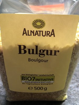 Boulgour - Product