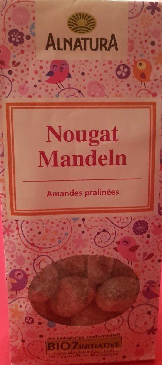 Nougat Mandeln - Prodotto - de