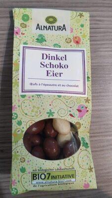 Oeufs à l'epautre et au chocolat - Produkt - de