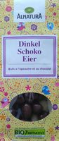 Dinkel Schoko Eier - Product - de
