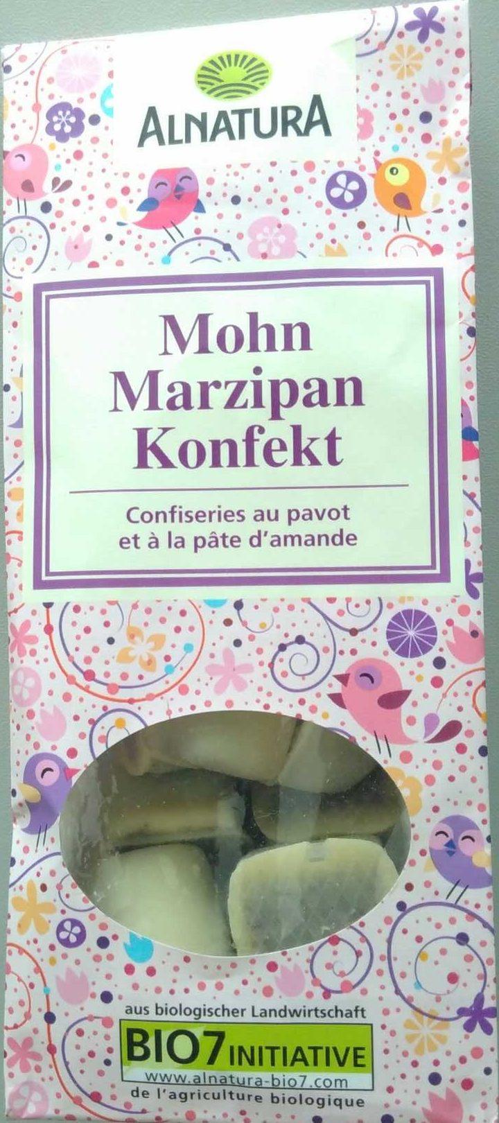 Mohn Marzipan Konfekt - Prodotto - de