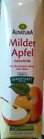 Milder Apfel jus de pomme doux - Product - de