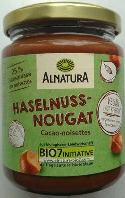 Haselnuss-Nougat - Product