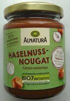 Haselnuss-Nougat - Produit