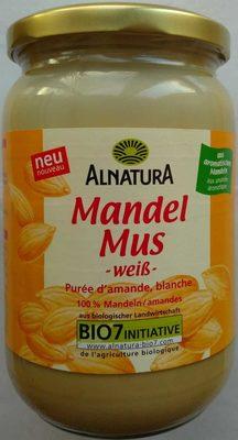 Mandelmus weiß - Produit - de