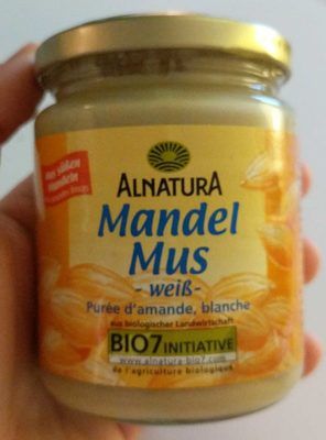 Mandel Mus Weiß - Produkt