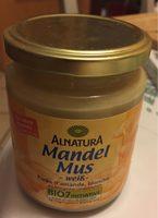 Mandel Mus Weiß - Produit