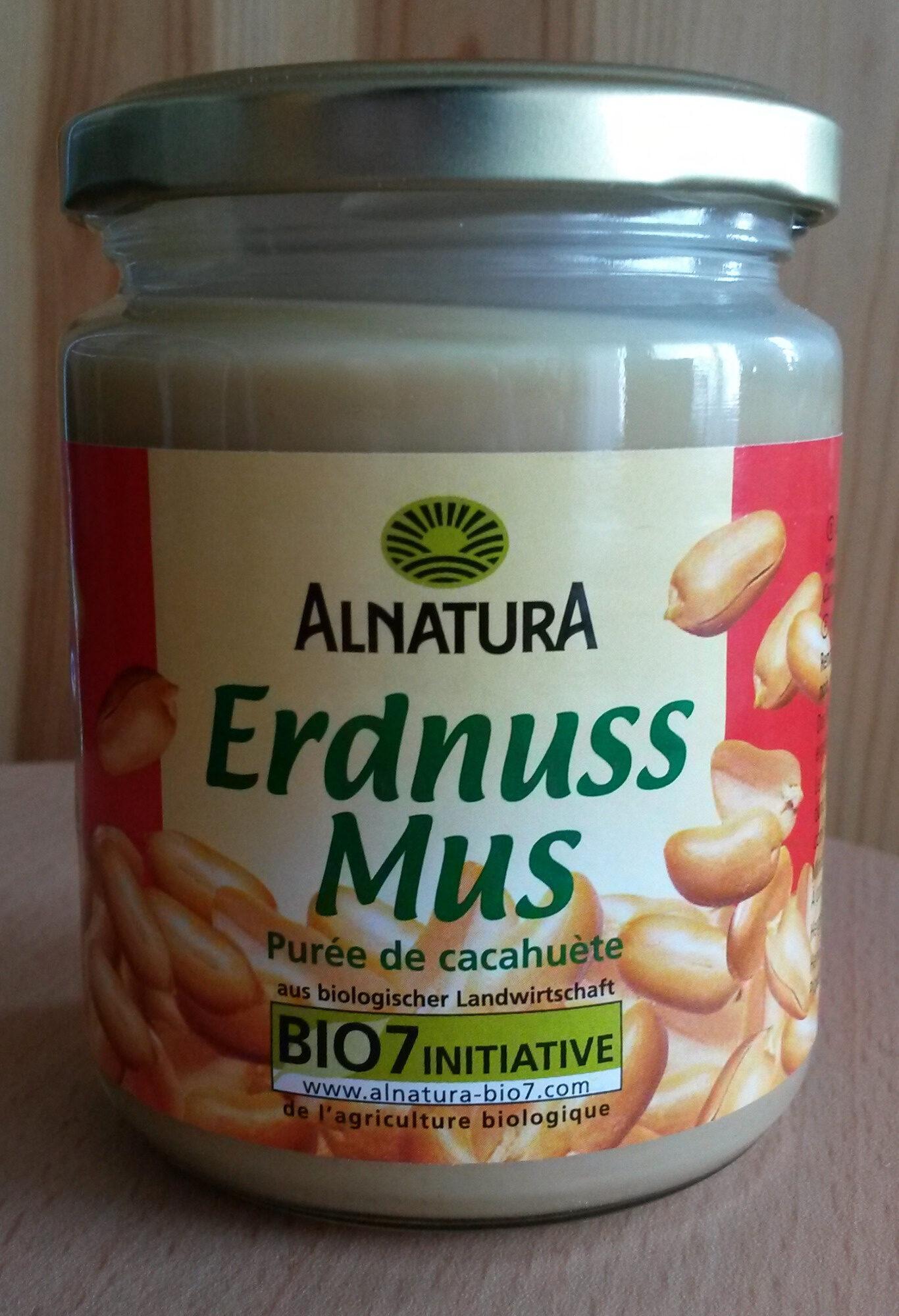 Erdnuss Mus - Produit