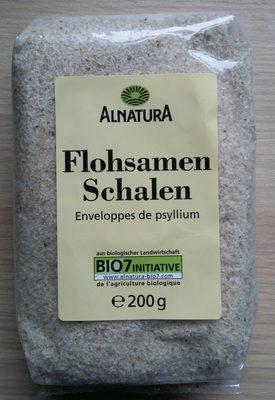 Alnatura Flohsamenschalen - Product