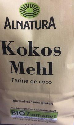 Kokosmehl - Product