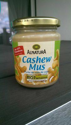 Cashew Mus / Purée de noix de cajoux - Produit