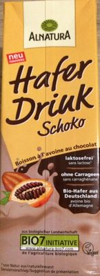 Hafer drink schoko - Product