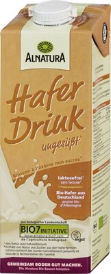 Hafer Drink Ungesüßt - Product - fr