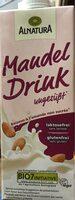 Mandel Drink ungesüsst - Product - de