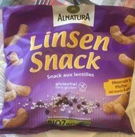 Linsen snack - Prodotto - fr
