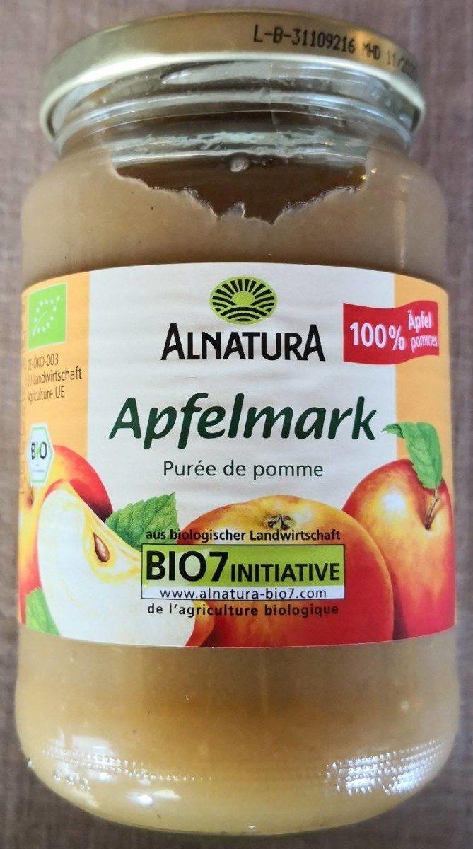 Apfelmark - Puree de pommes - Prodotto