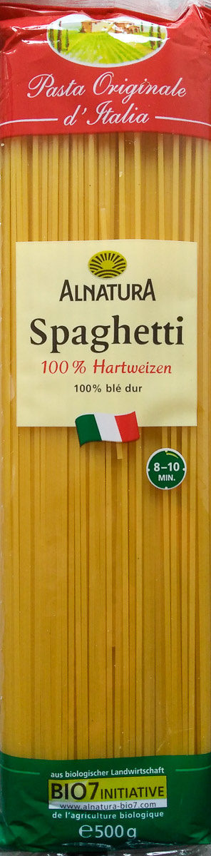 Spaghetti No. 3 - Produkt - de