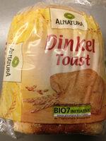 Dinkel Toast - Product