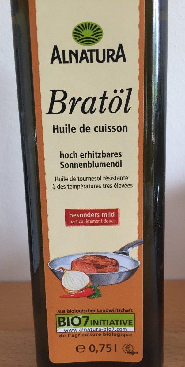 Bratöl - Produit - fr