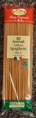Spaghetti - Product - en