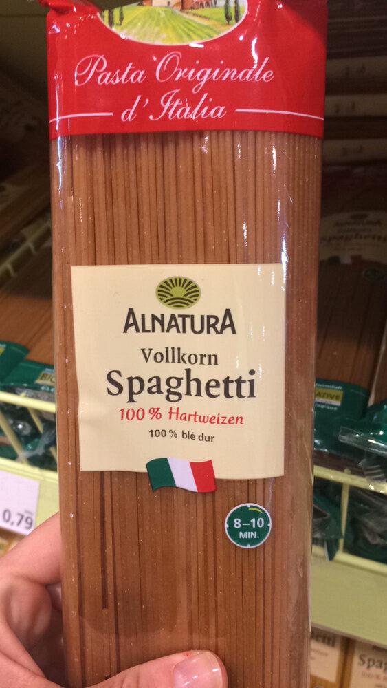 Spaghetti - Prodotto - it