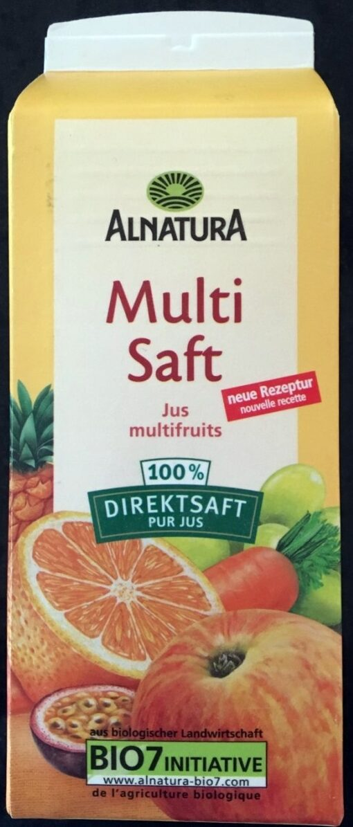 Multisaft - Product