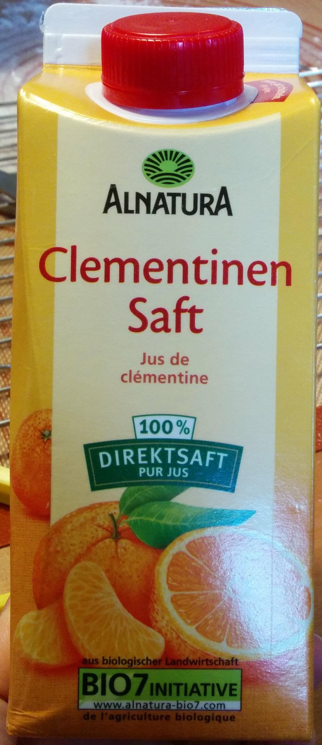 Jus de clementine - Product