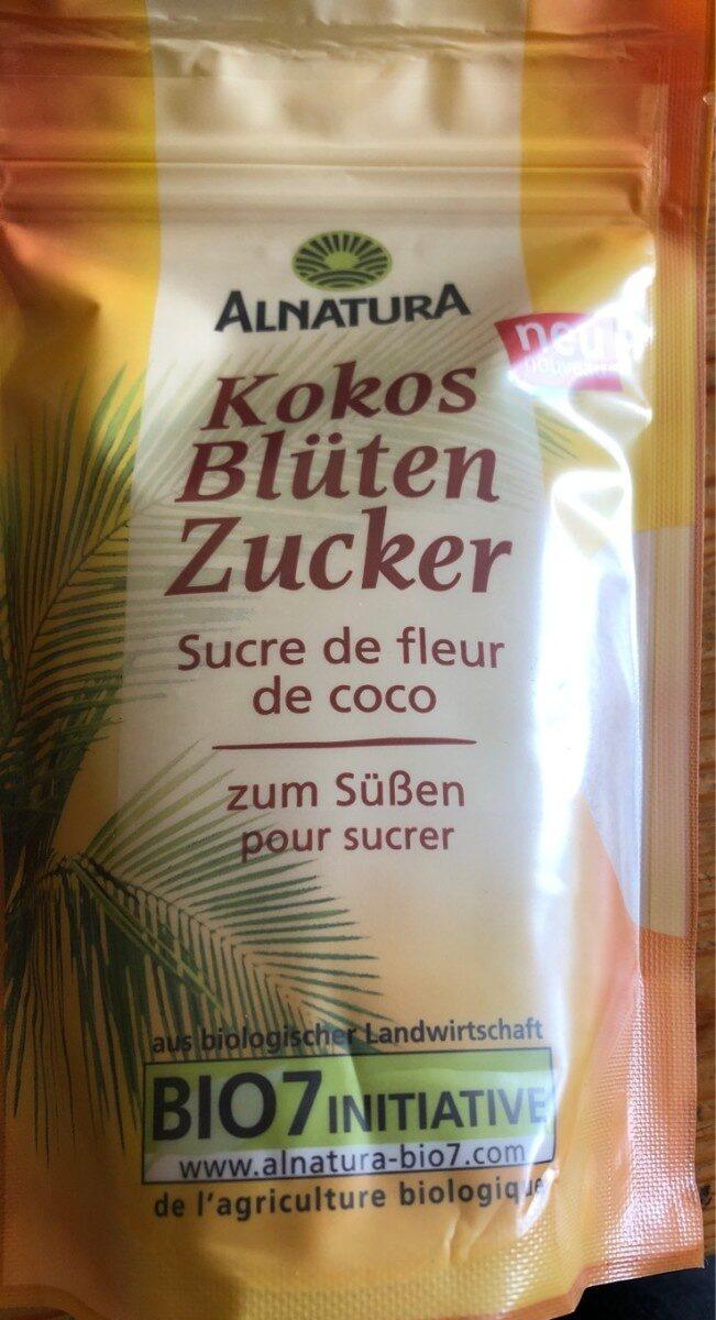 Sucre de fleur de coco - Prodotto - de