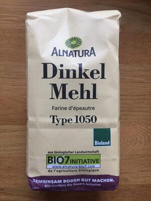 Dinkelmehl Type 1050 - Product