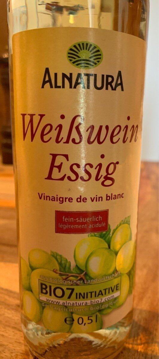 Vinaigre de vin blanc - Product - fr