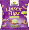 Linsen Flips - Chili & Lime - Produkt