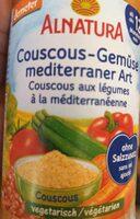 Couscous méditerranée art - Prodotto - fr