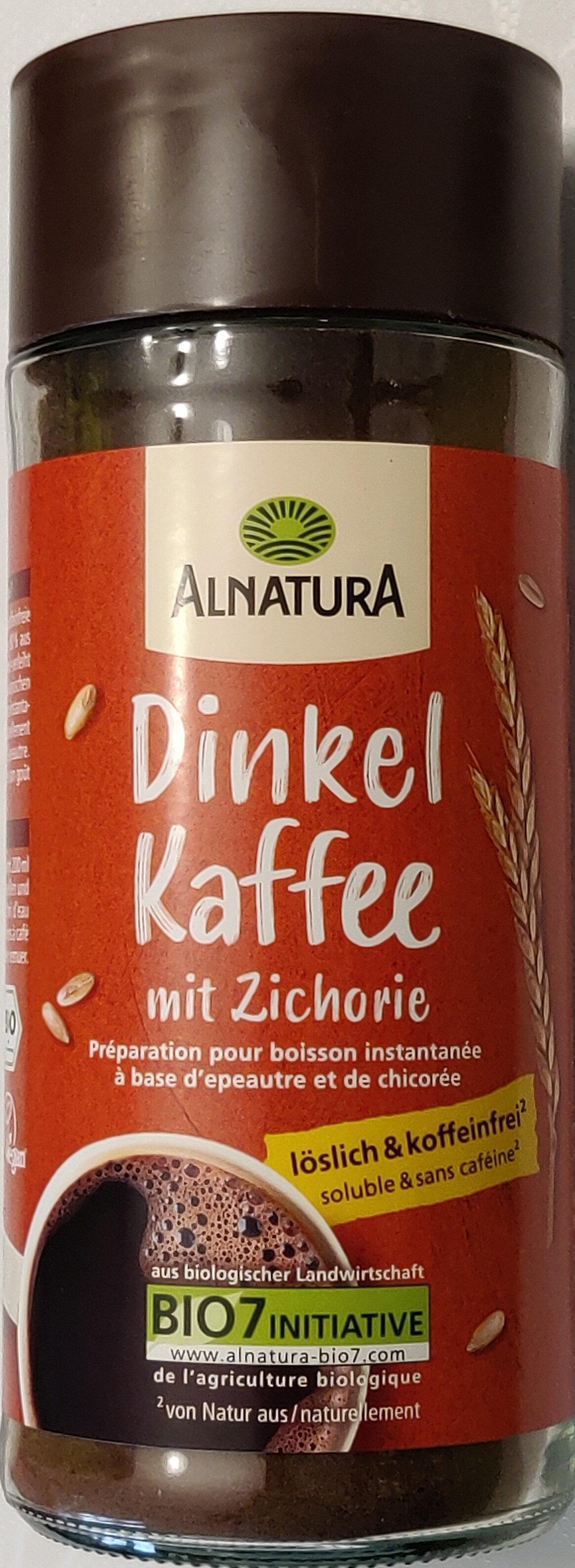 Dinkel Kaffee mit Zichorie - Prodotto - de