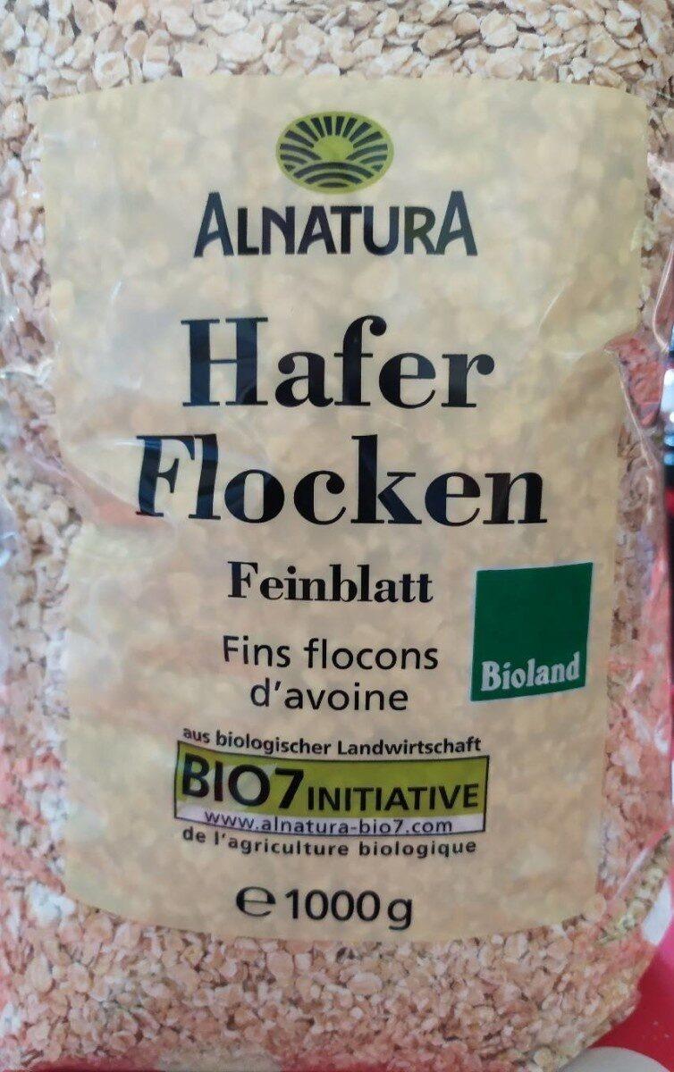 Hafer Flocken - Produkt - de