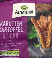 Kartoffel-Möhren Sticks - Produkt - de